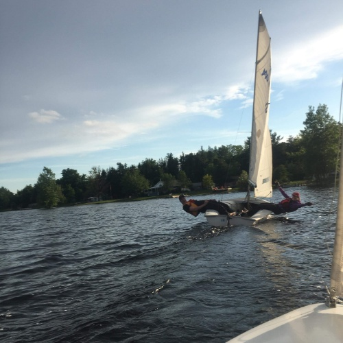 Sailing - University of Guelph Fitness and Recreation