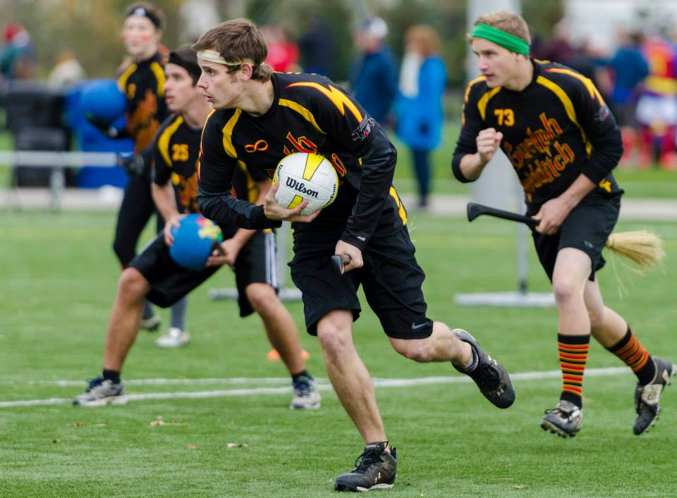Quidditch - University of Guelph Fitness and Recreation