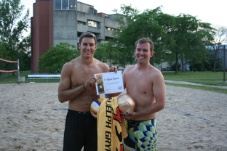 2 Guys 1 Court Beach Volleyball