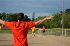 3-Pitch Softball Referee