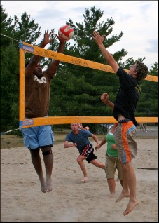 Adult Summer League Beach Volleyball